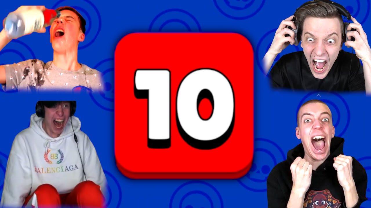 TOP 10 AUSRASTER IN BRAWL STARS OPENINGS! 😂