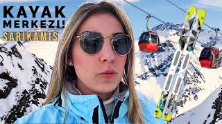 SARIKAMIŞ Kayak Merkezi Nasıl Bir Yer? Fanatik Kayak ⛷ ve Snowboard ? Yapanlar Gitmeli mi?