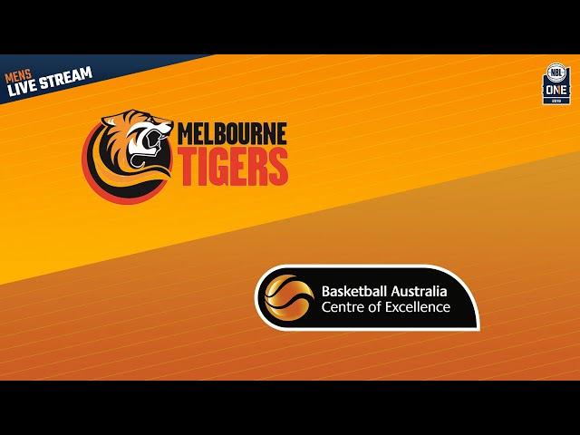 NBL1 Men Round 11 | Melbourne vs BA Centre of Excellence