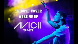 Wake me up tribute to Avicii | EDM cover song| Instrumental by Ashkai