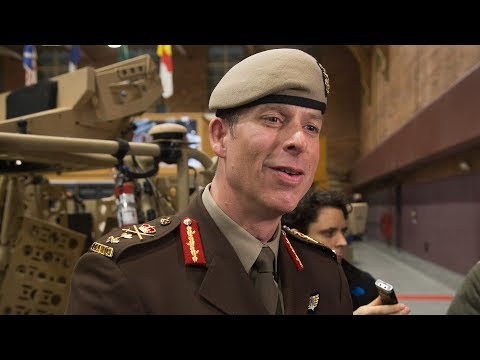 Canadian Special Operations Forces Gets A New Commander