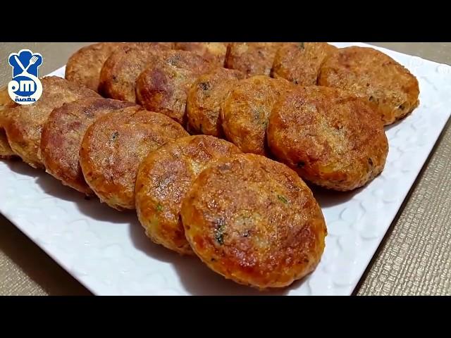جدييد كفتة البطاطس بالخبزا اليابس تحفة ???????? ابهري عائلتك بها ( شهيوات رمضان2018 )