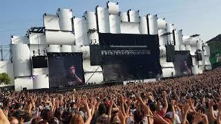 """Até ao fim"" by Agir live in Rock In Rio 2018"