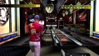 Brunswick PRO BOWLING GamePlay