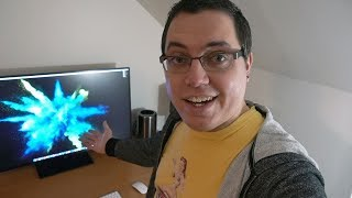 "LG 43UD79 43"" 4K IPS Monitor Unboxing & First Impressions"