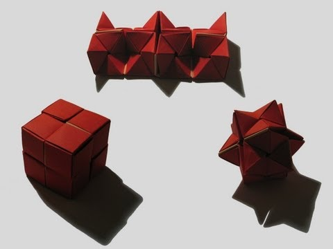 Dynamic Origami: The Ring to Ninja Star Switcheroo | Skillshare ... | 360x480