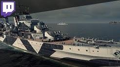 Die dreisten Drei! Wochenschau von der Front! - World of Warships | [Stream] [Deutsch] [60fps]