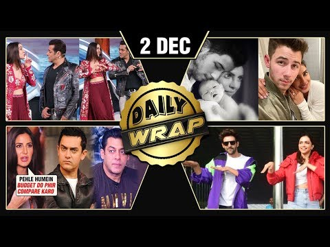 Salman To Romance Sara Ali Khan, Priyanka-Nick Welcome Baby, Deepika-Kartik Trolled | Top 10 News