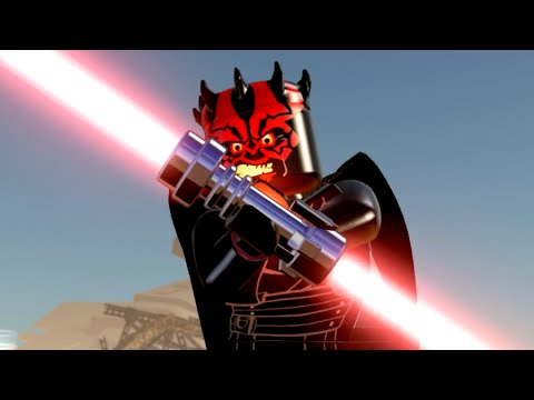 Lego star wars the force awakens all darth maul abilities how to unlock youtube - Croiseur interstellaire star wars lego ...