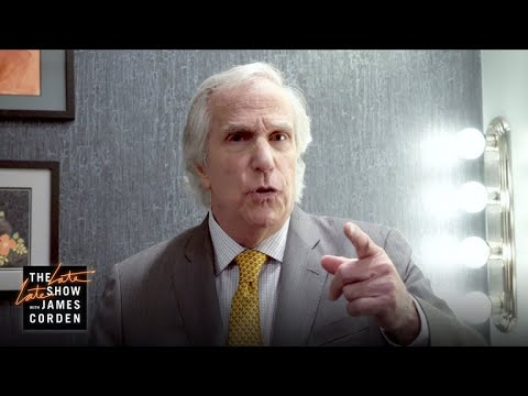 Henry Winkler: What Was Your Name In That Thing You Did?