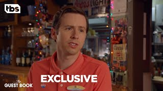The Guest Book: Jon Bass [EXCLUSIVE] | TBS
