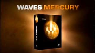 Waves Mercury Plug-in Bundle with 100 processors and 250 component plugins Teaser | Full Compass