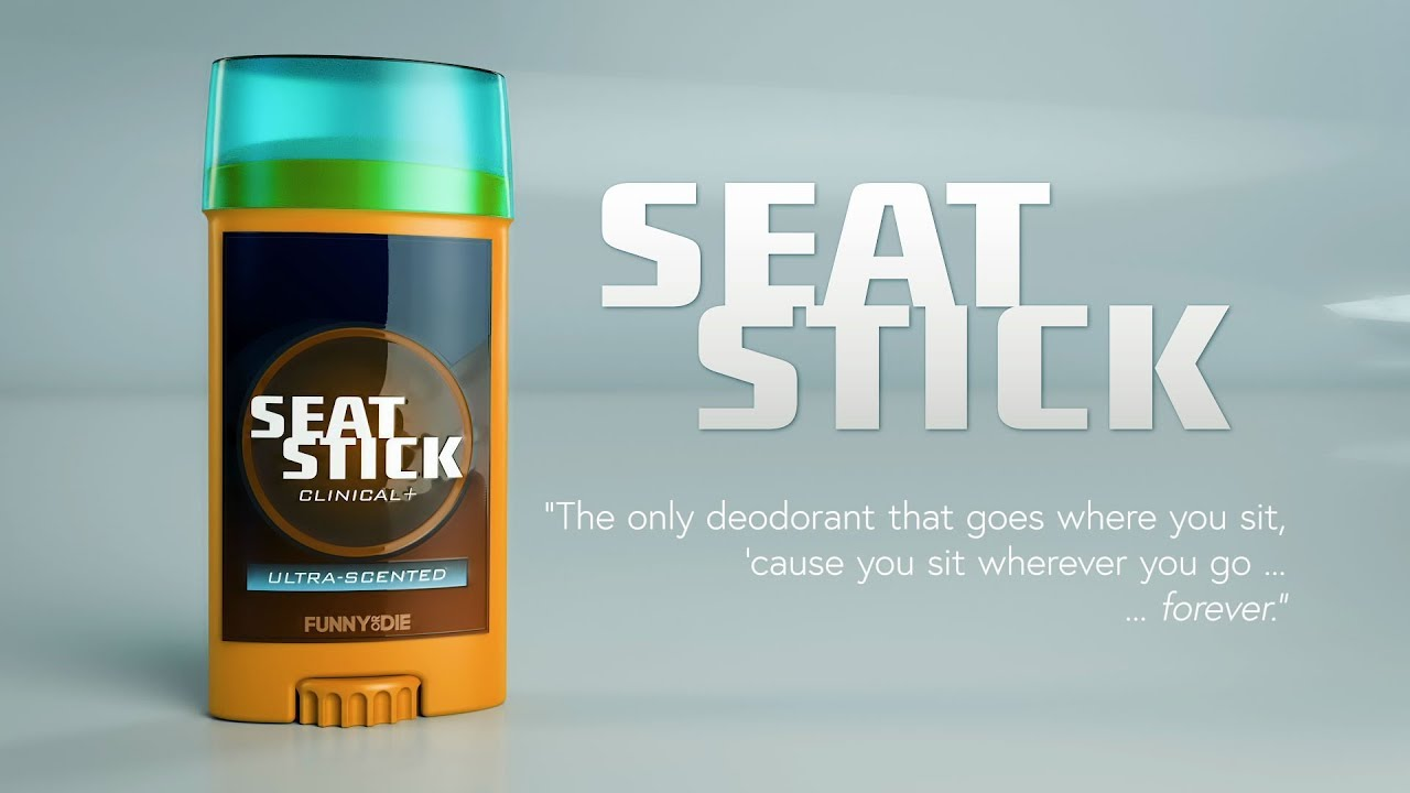 The New Deodorant For Lazy People