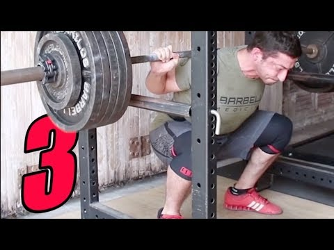 3 Common Squat Errors feat. Austin Baraki