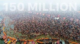 Biggest Human Gathering in the World (Kumbh Mela 2019)