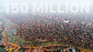 Biggest Human Gathering in the World (Kumbh Mela)