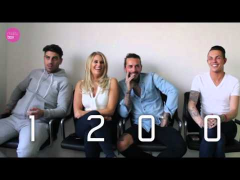 The Only Way Is Essex Cast take the TOWIE Reality Box Quiz!