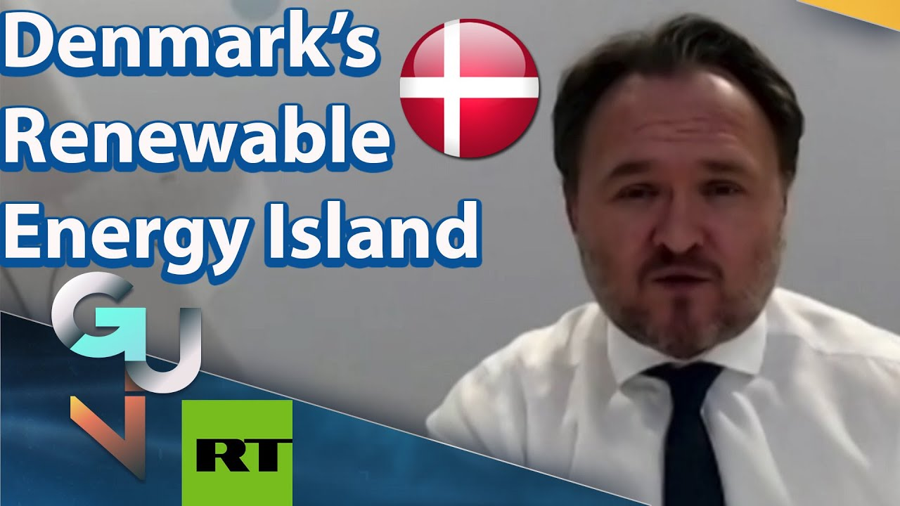 Denmark is Building a Renewable Energy Island to Power the whole Country to fight Climate Change