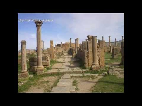 Algeria Travel guide ,Djemila ruins | Amazing palce of Djemila ruins