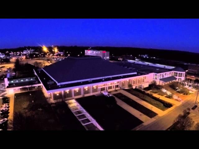 Macon centreplex flyover