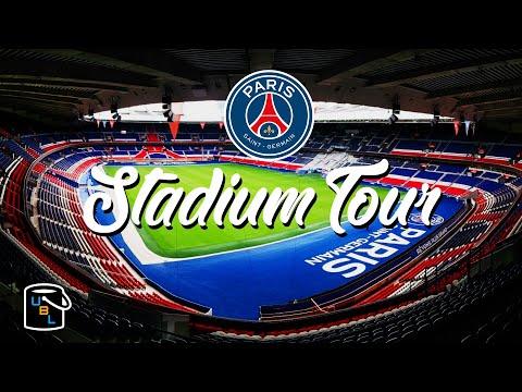 ⚽ Paris St Germain Stadium Tour - Le Parc de Princes - France Travel Guide