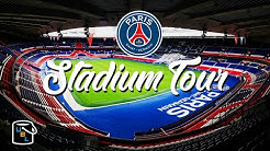 ⚽ Paris St Germain Stadium Tour - Le Parc de Princes - France Travel Guide