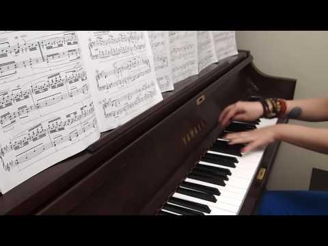Ravel - Sonatine, 1st Movement, Modéré #OKringo