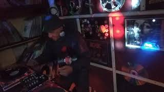 Aguja y vinilo Disco Bar Merengues