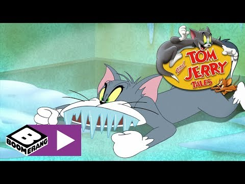 Tom and Jerry Tales | Ice Pops For Snowstorms | Boomerang UK
