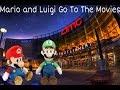 SMA Short Mario and Luigi Go To The Movies