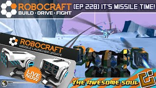 Robocraft (EP 228) It's Missile Time!