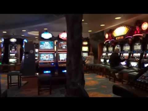 Grand Casino Tour on Princess Cruise Ship
