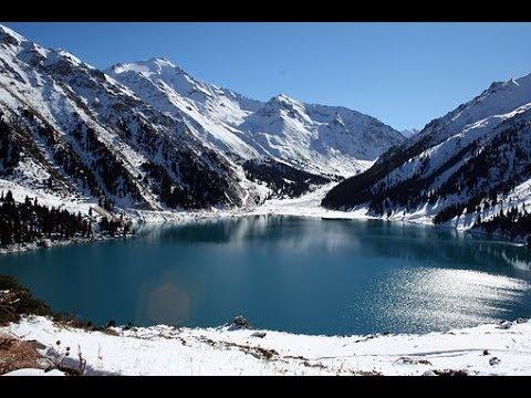 Almaty : Most Beautiful City In The World In Kazakhstan