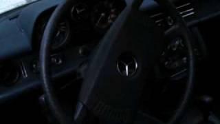 1975 Mercedes Benz 240D diesel