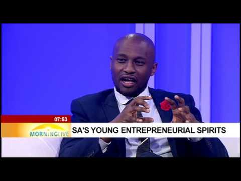 SA's young entrepreneurial spirits