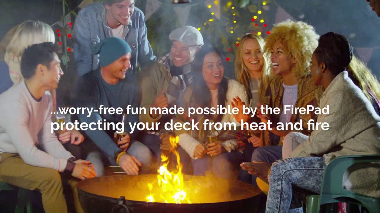 Firepad Deck Protector Youtube