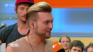 LINd-O - You Make Me Crazy (ZDF-Morgenmagazin. moma-Café - 2017-08-03)