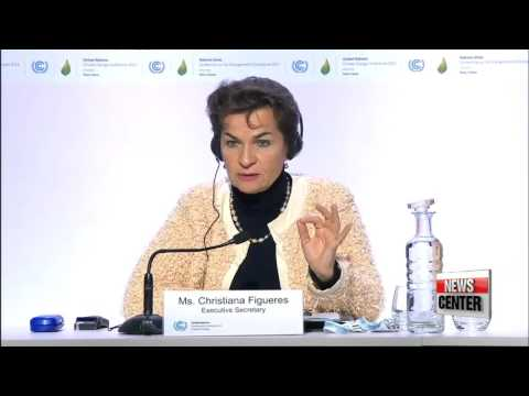 Climate change conference challenged by clashing views on CO2 emission   파리 기후변화