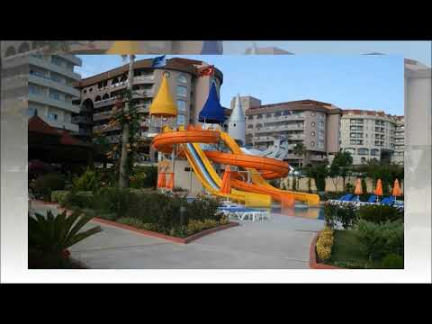 Отель Saphir Resort & SPA 5 Турция, Аланья, Окурджалар