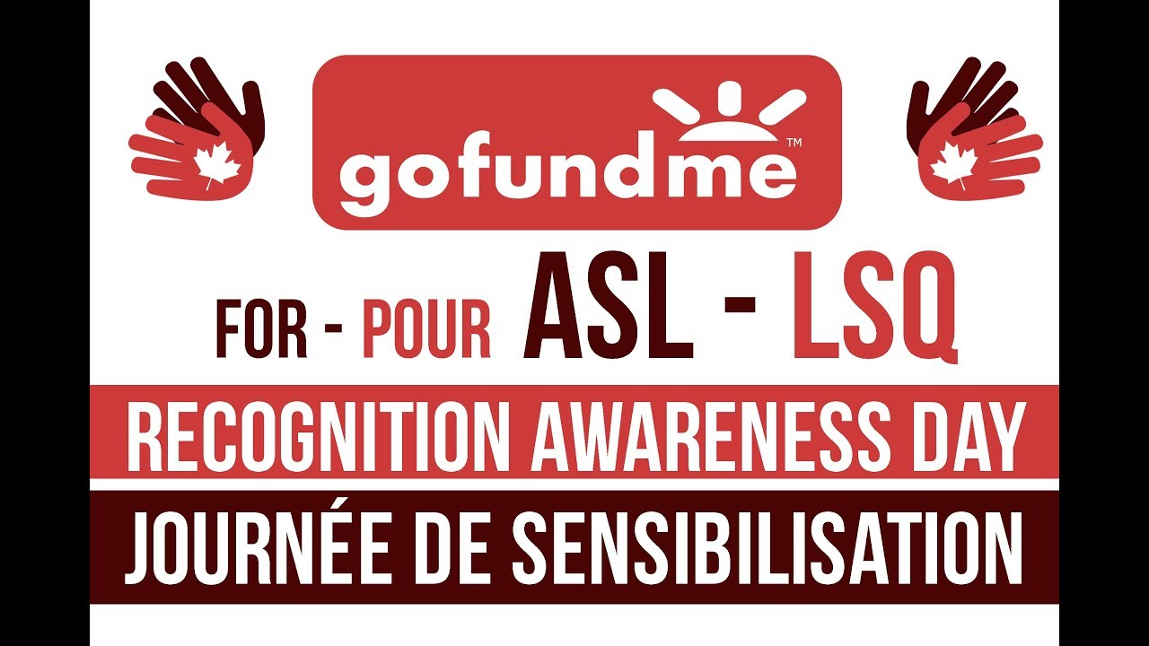 ASL Video - Support for Sept 22 ASL & LSQ Awareness Day Events in Canada