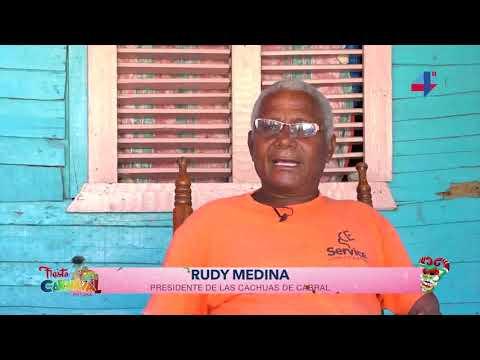 Reportaje   Fiesta De Carnaval   Cabral