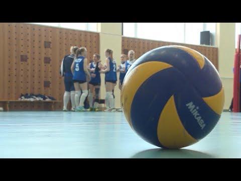 Чемпионат области по волейболу среди женских команд прошёл в Кургане