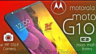 MOTO G10 2018 - Trailer Concept Introduction