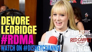 Devore Ledridge interviewed at the 2018 Radio Disney Music Awards #RDMA #RedCarpet