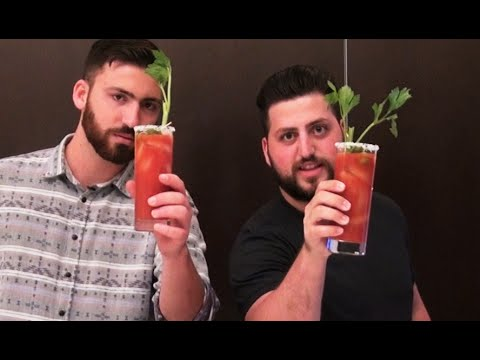 My Favorite Bloody Mary Recipe