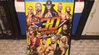 WWE 30 Years Of Summerslam DVD Review
