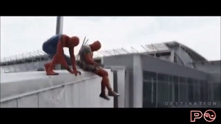 Spider man Shattered Dimensions Movie Trailer ft.Deadpool (Fan Made)