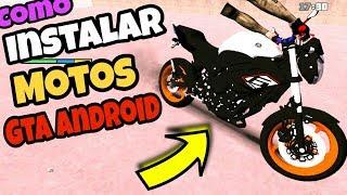 COMO COLOCA MOTOS NO GTA SA ANDROID | Bill Master