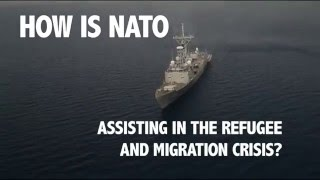 NATO - Topic: Assistance for the refugee and migrant crisis in the ...