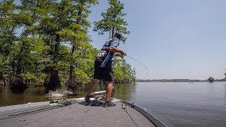 LeBrun Wins It On Cross Lake